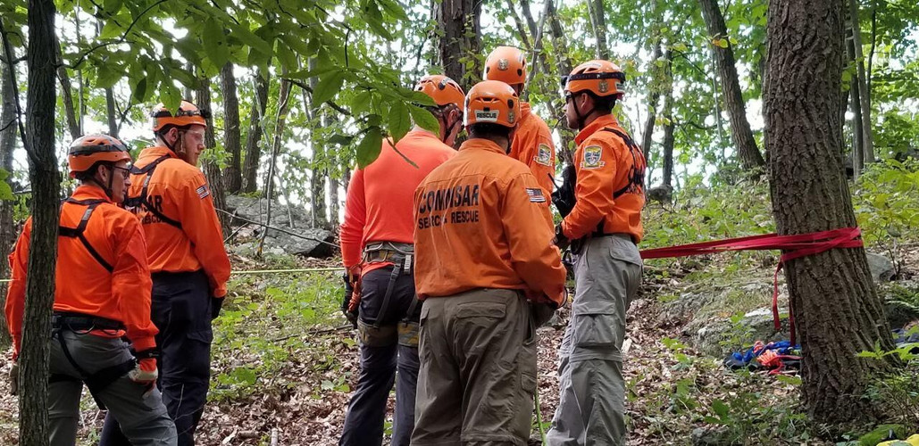 Community Search and Rescue