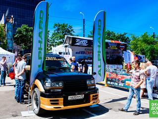 Фестиваль Автозвука на парковке «ЭкоДома»