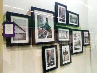Стильные интерьерные решения от магазина «Tesoro» - коллаж для фотографий
