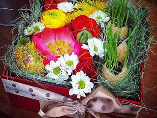Цветочный салон «FleurSauvage» открылся на Экорынке