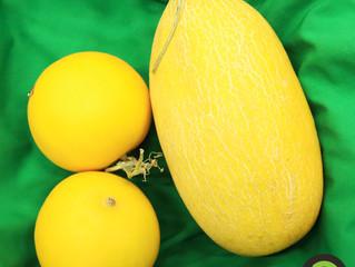 Ароматная дыня и другие фрукты от Экорынка