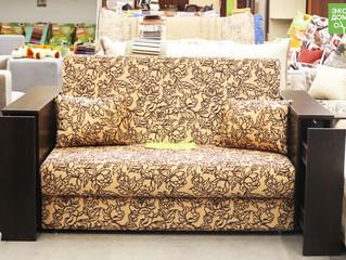 """Экономим пространство с диванами от салона """"Бренд мебель"""""""