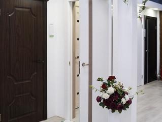 """Компактные двери от салона """"Эстет"""""""