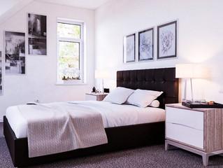 Кровать для лучшего сна от салона Hilding Anders