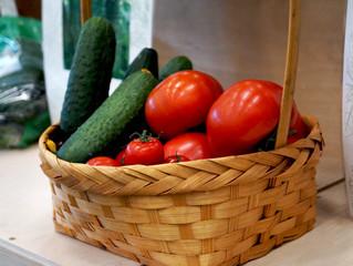 Знаменитые японские экологически чистые огурцы и помидоры теперь «ЭкоДоме»