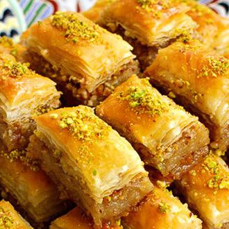 Восточные сладости на Экорынке