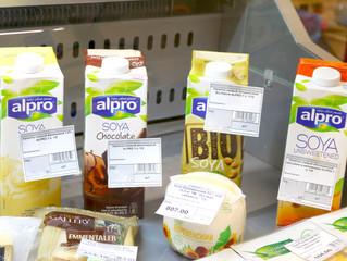 Соевое молоко от Вас недалеко – в магазине «Вкус»