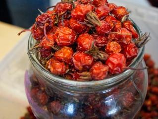 Привет из лета: заготовки свежей и сушёной ягоды в продаже на Экорынке
