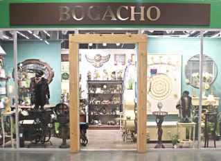 Эксклюзивные предметы интерьера в бутике BOGACHO!