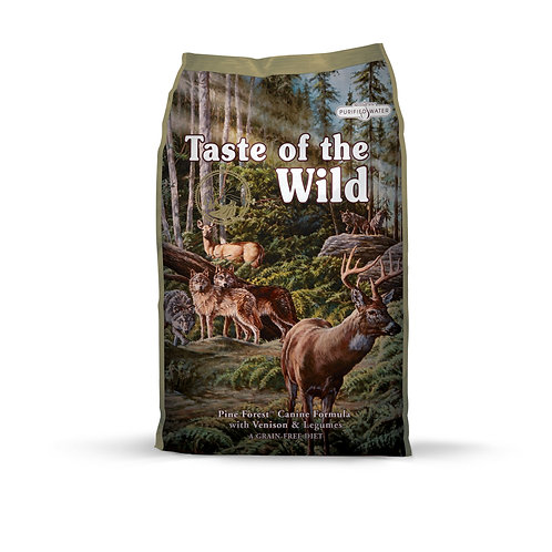 Taste of the Wild - Pine Forest Canine 2kg