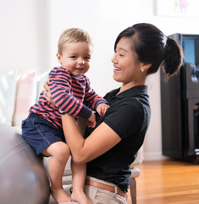Children can benefit from physio too!