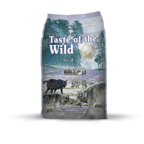 Taste of the Wild - Sierra Mountain Canine 2kg