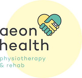 Aeon Health Physiotherapy and Rehab Logo