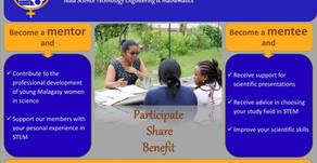 Ikala STEM Mentoring Program : Valin'ny fisoratana anarana