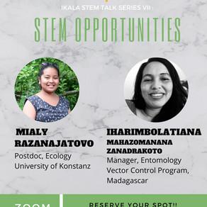 Ikala STEM Monthly Talk Series - Ed 7