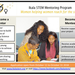 Launching the 2nd edition of Ikala STEM Mentoring Program