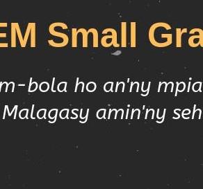 Ikala STEM Small Grants: FAQ