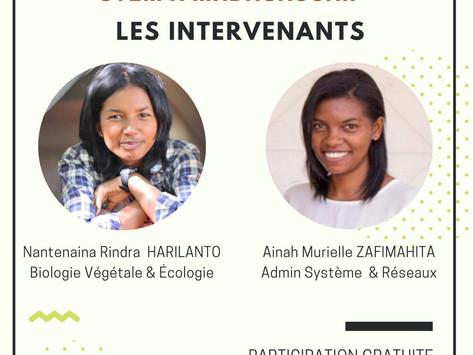 Ikala STEM Monthly Talk Series
