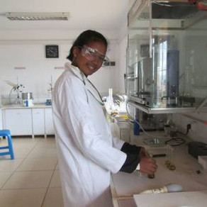 Photo contest: African Women in Science