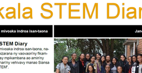 Ikala STEM Diary - January 2018