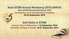 Atrikasa #IAW18 sy Soft Skills in STEM