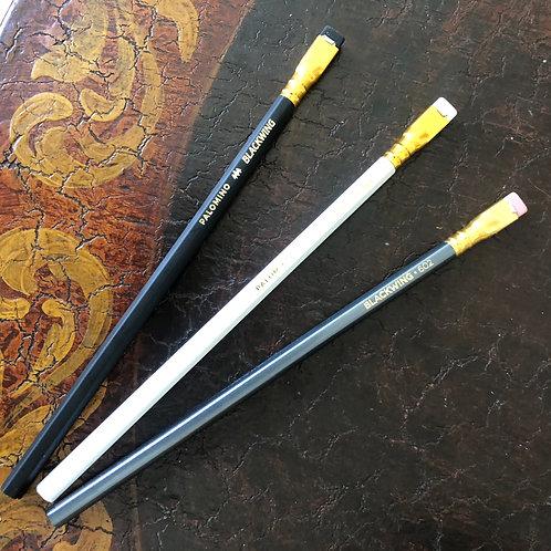 Set of 3 Blackwing Pencils