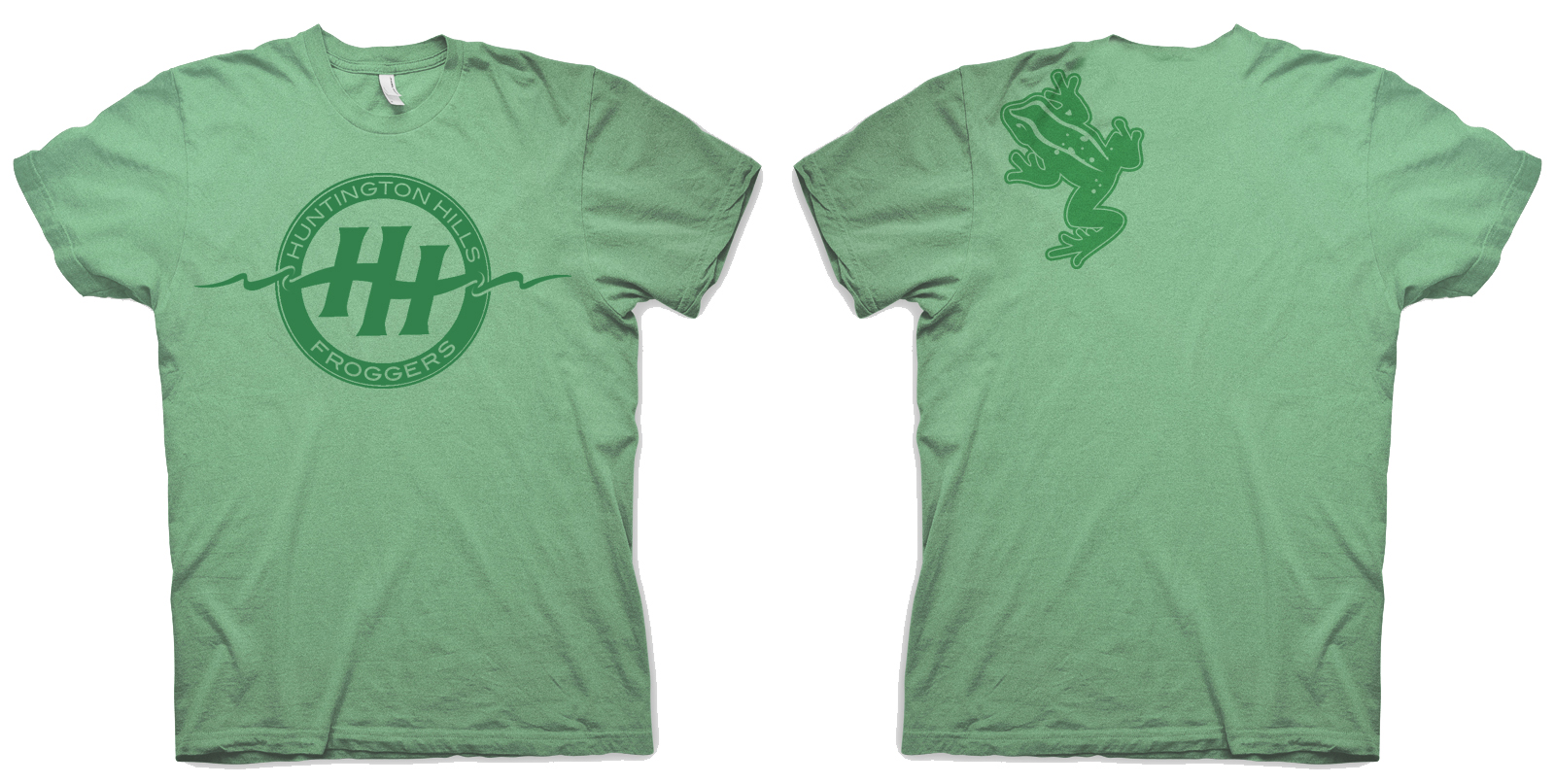 HH Tee_GREEN