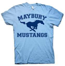 maybury LT BLUE