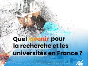 Quel avenir  pour la recherche et les universités ?