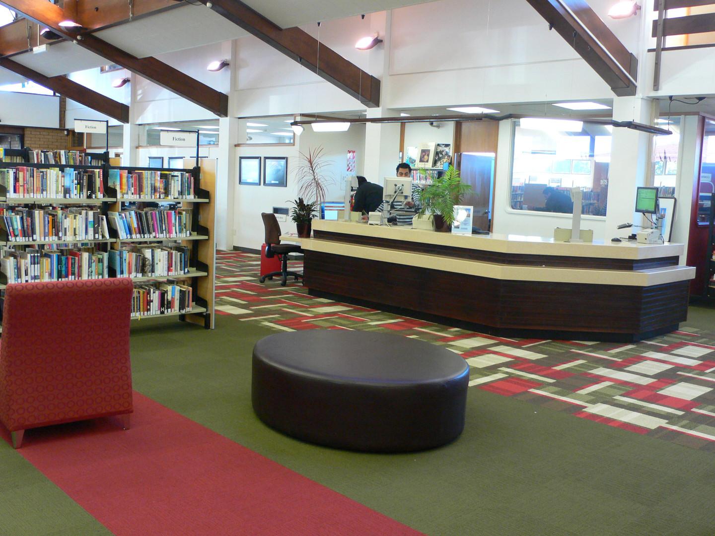 Reception Desk Papatoetoe