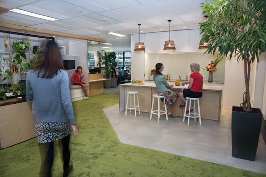 NZGBC Kitchen Area