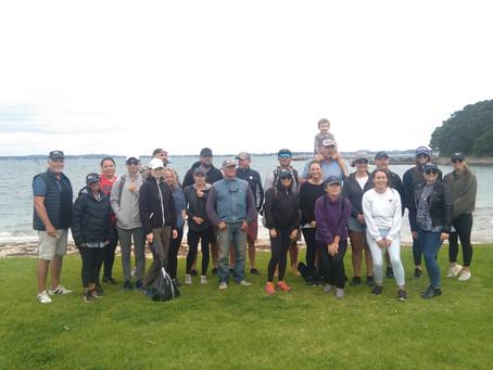 Motuihe Island Clean-Up