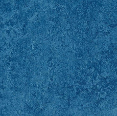 Marmoleum - Blue 3030