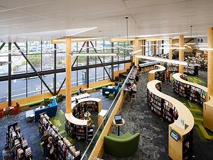 Johnsonville Library at Waitohi Hub