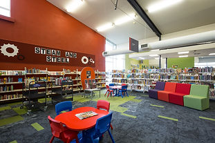 Blockhouse Bay Library