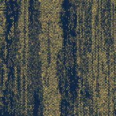 Works Stream - Indigo Yellow