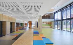 Guildford Grammer primary WA - Marmoleum