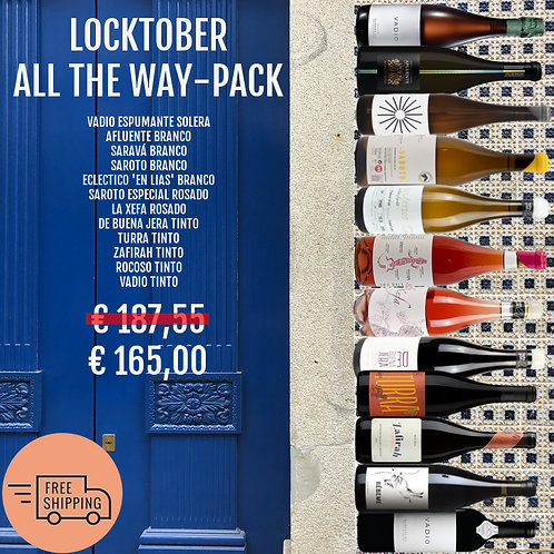 LOCKTOBER - ALL THE WAY PACK