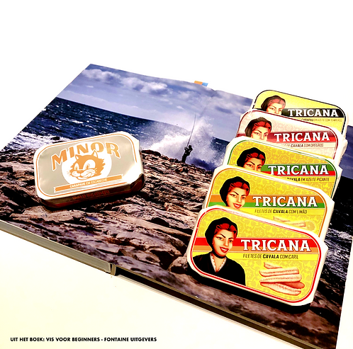 CONSERVEIRA DE LISBOA - OMEGA 3 PAKKET
