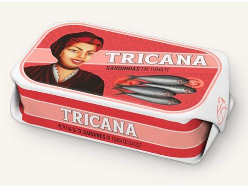TRICANA - sardines in tomatensaus