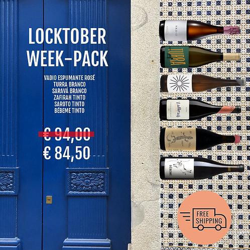 LOCKTOBER - WEEK PACK