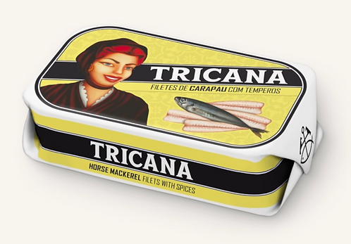 TRICANA - filets van horsmakreel met specerijen