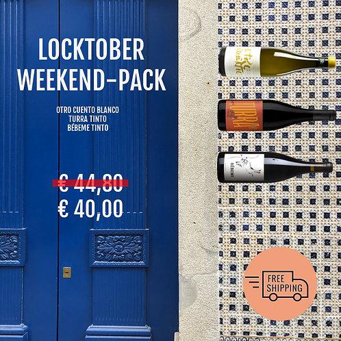 LOCKTOBER - WEEKEND PACK
