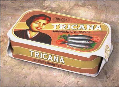 TRICANA - sardines 'En Caldeirada'