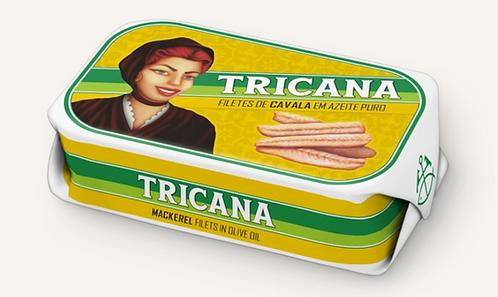 TRICANA - filets van makreel in olijfolie