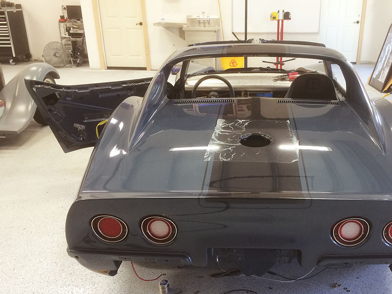 1969 Corvette Stingray, Pro Touring