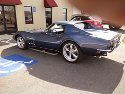1969 Corvette Stingray, Pro Touring