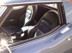 1969 Corvette Stingray, Interior