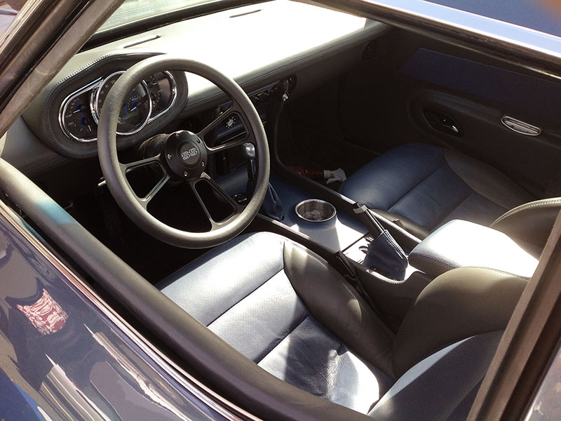 1969 Corvette Stingray, Interior