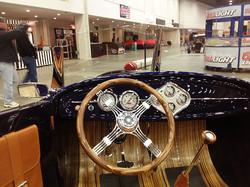 Model A, Roadster Pick-up, Dash
